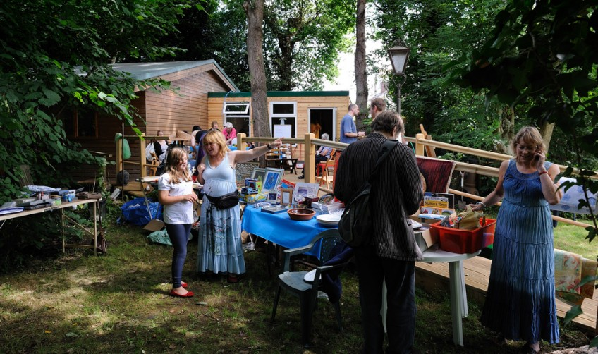 Garden Party Fundraiser - 24th July 2011