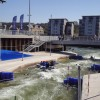 Fancy White Water Rafting in Cardiff Bay?
